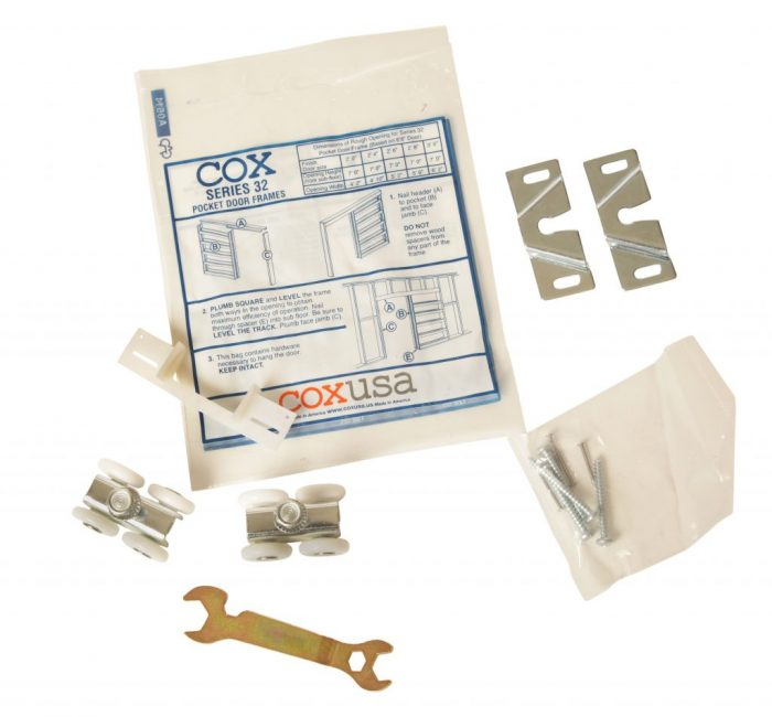 Pocket Door Parts