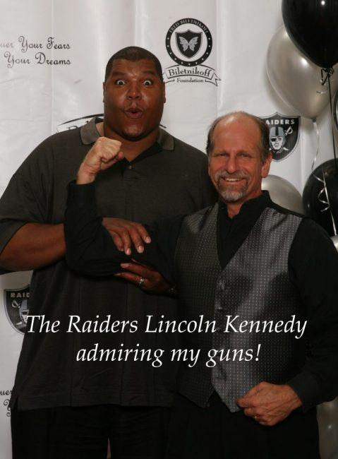 Raiders fun